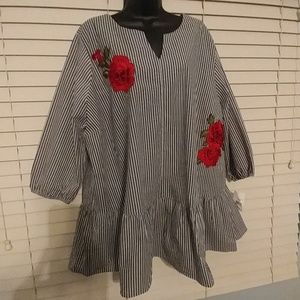 NWT Pullover Tunice
